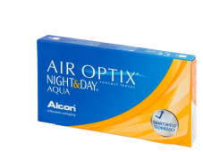Focus (Air optix) Night & Day aqua