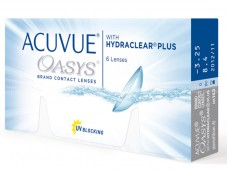 Acuvue Oasys with HYDRACLEAR® PLUS