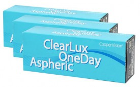 ClearLux One Day Aspheric 90