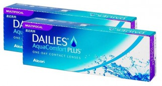 Dailies Aqua Multifocal 30 + 30