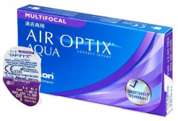 Air Optix Aqua Multifocal 2 + 2