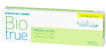 Biotrue ONEday For Presbyopia 5